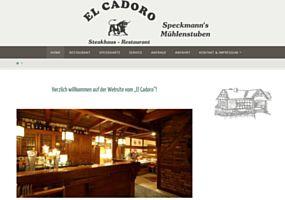 Steakhaus El Cadoro